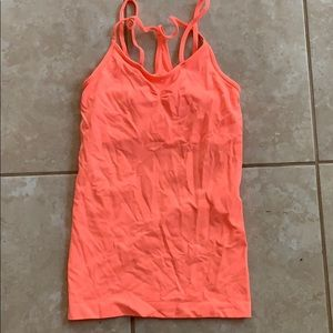 ZELLA MEDIUM BRIGHT ORANGE BRA TOP NEW